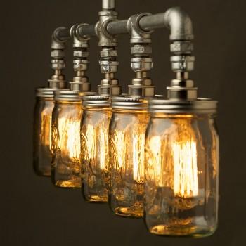 5-teardrop-bulb-and-jar-plumbing-pipe-Chandelier-end