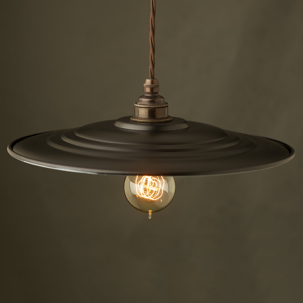 Metal Shade Pendants Edison Light Globes Pty Ltd