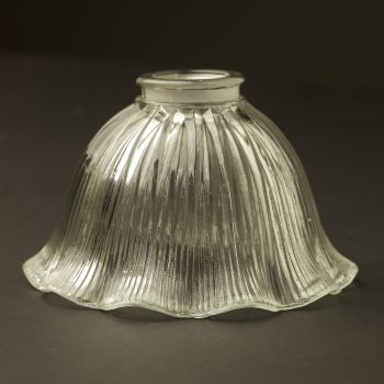 Holophane-Fluted-dome-Light-Shade
