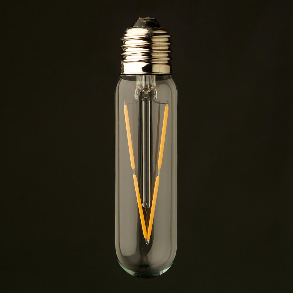 watt led filament tube 128mm off. Black Bedroom Furniture Sets. Home Design Ideas