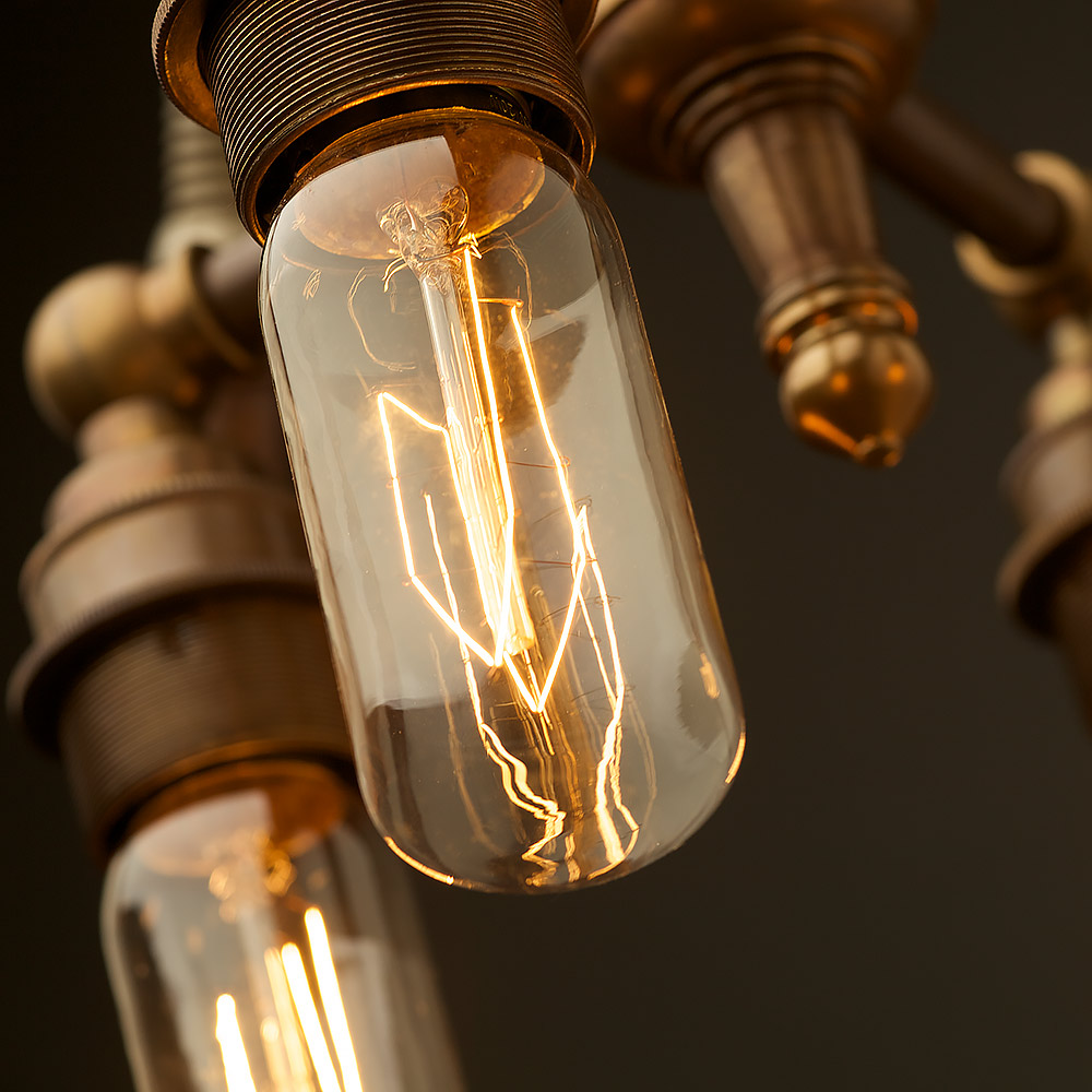 Multi bulb heavy table lamp mozeypictures Images
