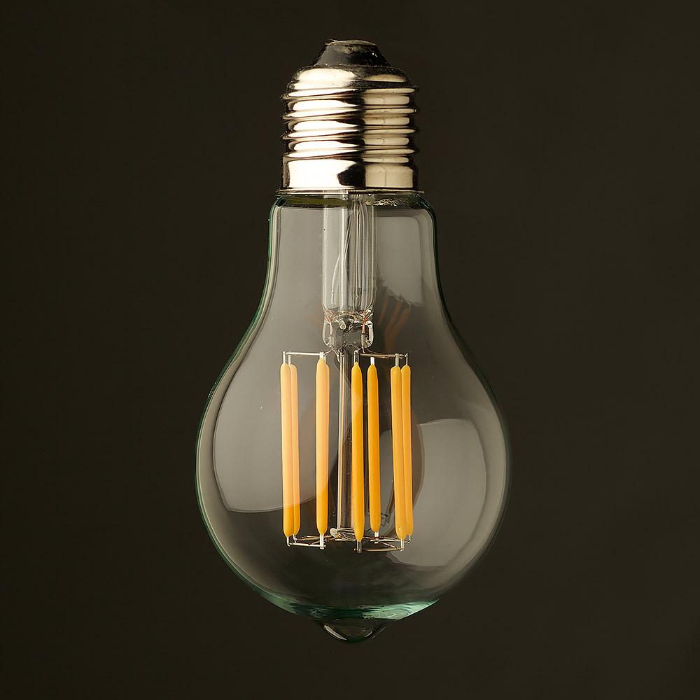 5 watt dimmable lantern filament led e27 clear gls. Black Bedroom Furniture Sets. Home Design Ideas