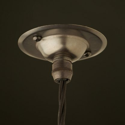 Bronze Cord Grip ceiling rose 75mm