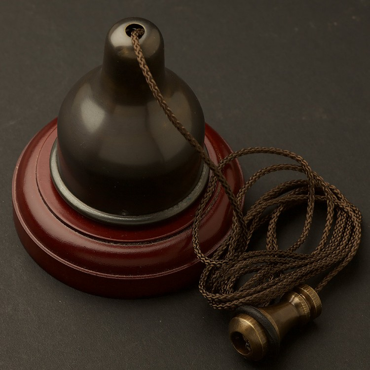 Antique Brass pull switch