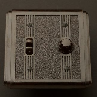 Bakelite Art Deco switch universal dimmer