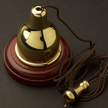 Brass pull switch
