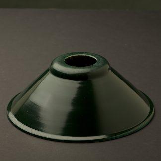 Dark green light shade 190mm