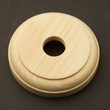 Hoop-pine-single-round-switch-block