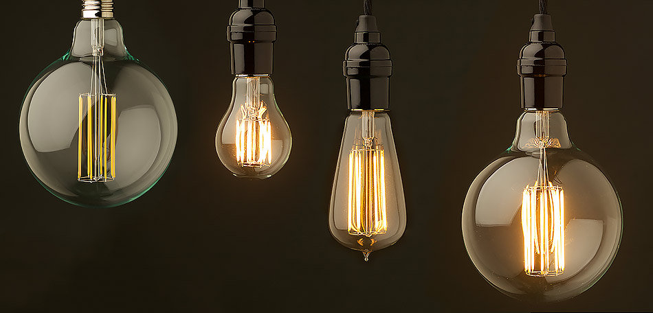 Edison light globes pty ltd decorative led and vintage for Vintage lampen