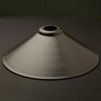 Rustic steel light shade 310mm
