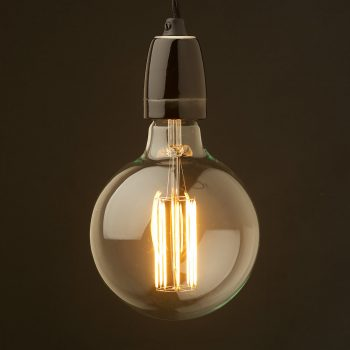 black-fine-porcelain-pendant-125mm-Lantern-Filament-LED
