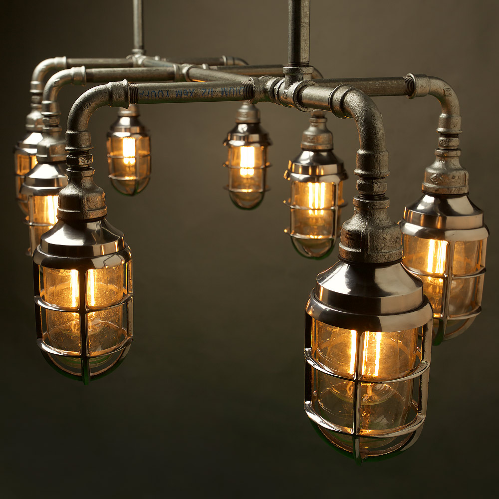 Diy Multi Bulb Light Fixture
