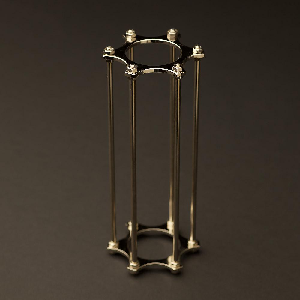 Medium Bulb brass cage