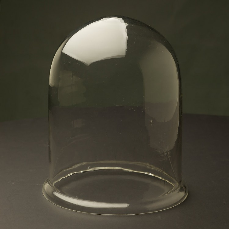 220mm Glass dome shade