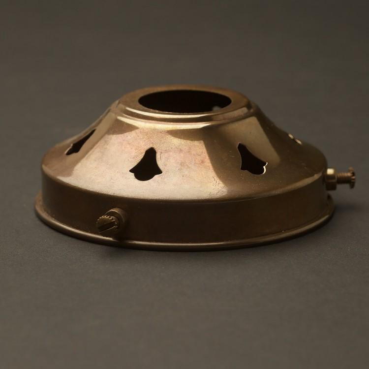Brass 3.25 inch Gallery
