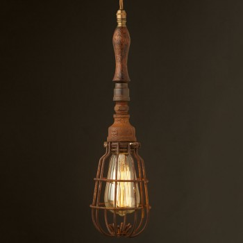 Plumbing Pipe Trouble Light Pendant