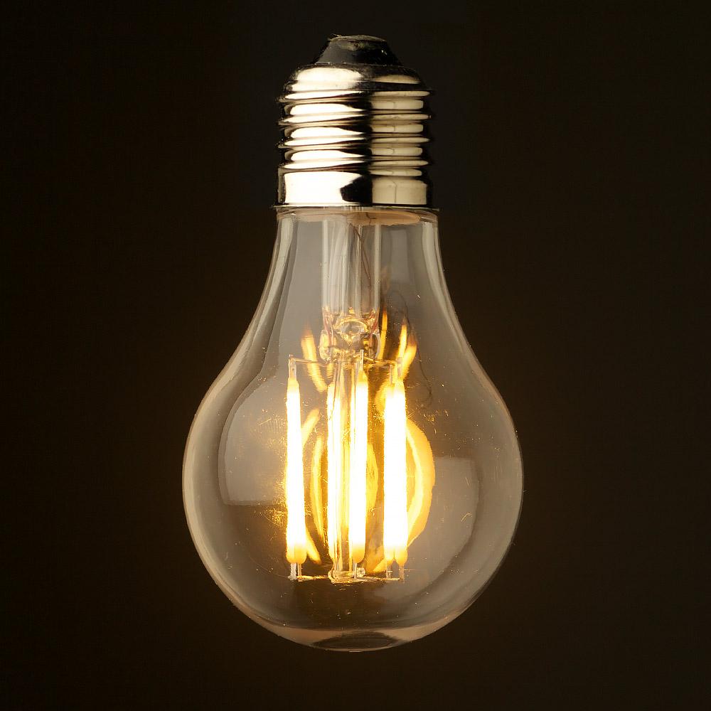 5 watt dimmable filament led e27 shatterproof gls. Black Bedroom Furniture Sets. Home Design Ideas