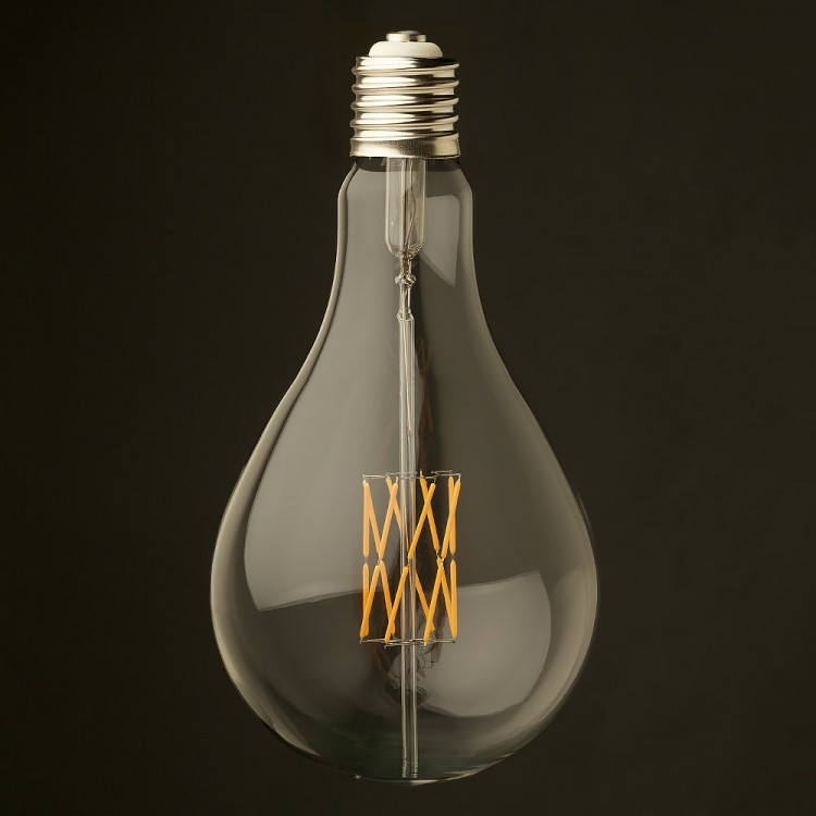 Edison E40 A165 9W Dimmable Filament LED Goliath