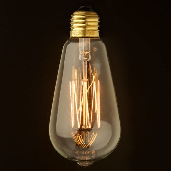 Vintage-Edison-Squirrel-Cage-Teardrop-filament-bulb-25W-150mm-E27