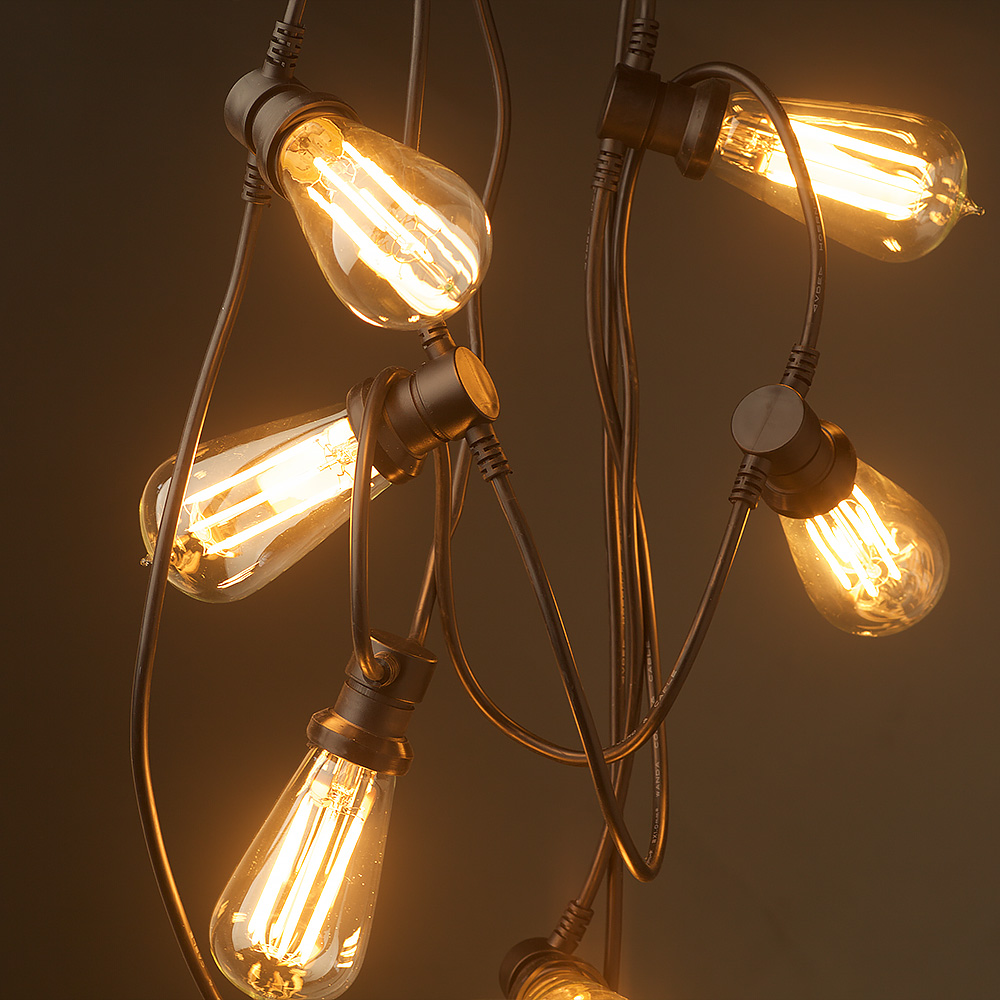 Edison Light Globes Design Inspirations
