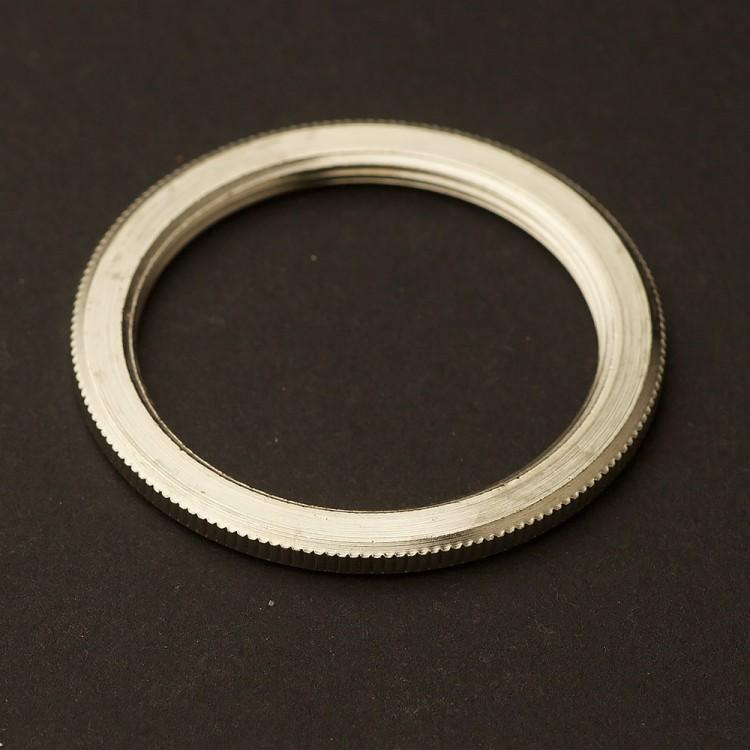 Shade rings for E27 brass lampholder