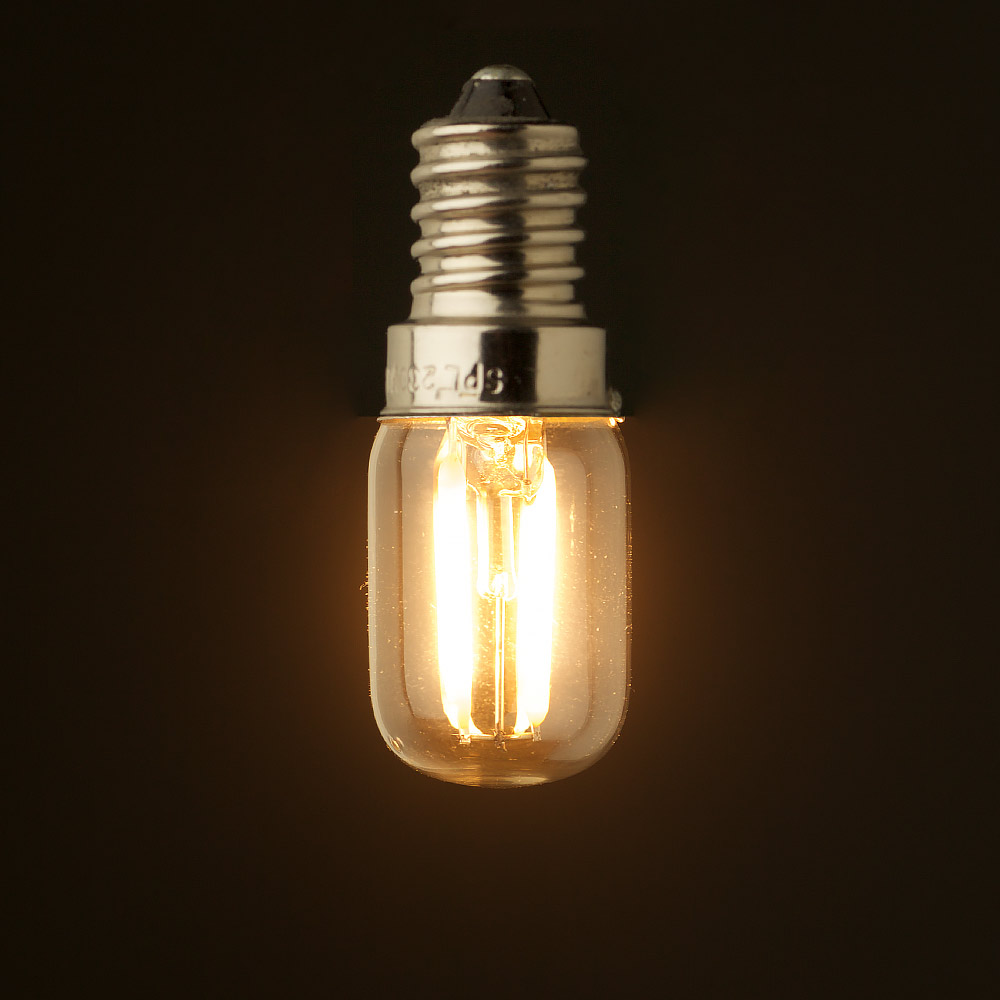 E14 filament led mini pilot bulb Light bulb wattage