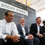 Gordon Ramsay's Bread Street Kitchen Singapore