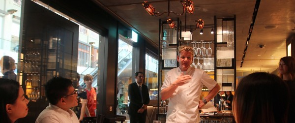 Gordon Ramsay's Bread Street Kitchen Singapore