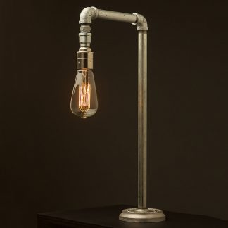Plumbing Pipe Fixed Table Lamp