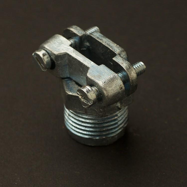 20mm Cast Steel Screw In Cord Grip