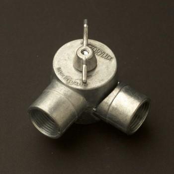 2 Way Adjustable 20mm Conduit Joint