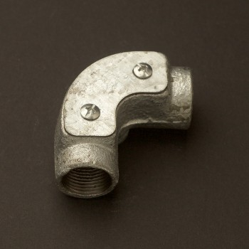 20mm-Galvanised-inspection-elbow