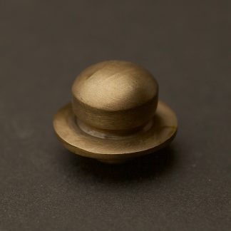 Traditional Antique Brass dimmer knob