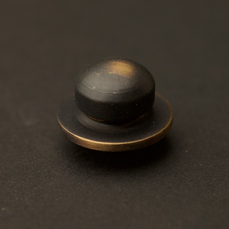 Traditional Antique Copper dimmer knob