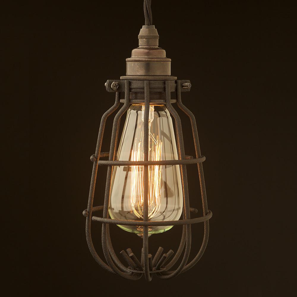 Giant Light Bulb Lamp Light Bulb Cages