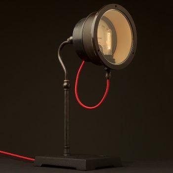 Vintage-Amperes-Gauge-Desk-lamp-angle-view