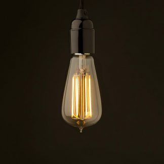 Bare bulb pendant edison light globes pty ltd edison style light bulb standard bakelite fitting mozeypictures Choice Image