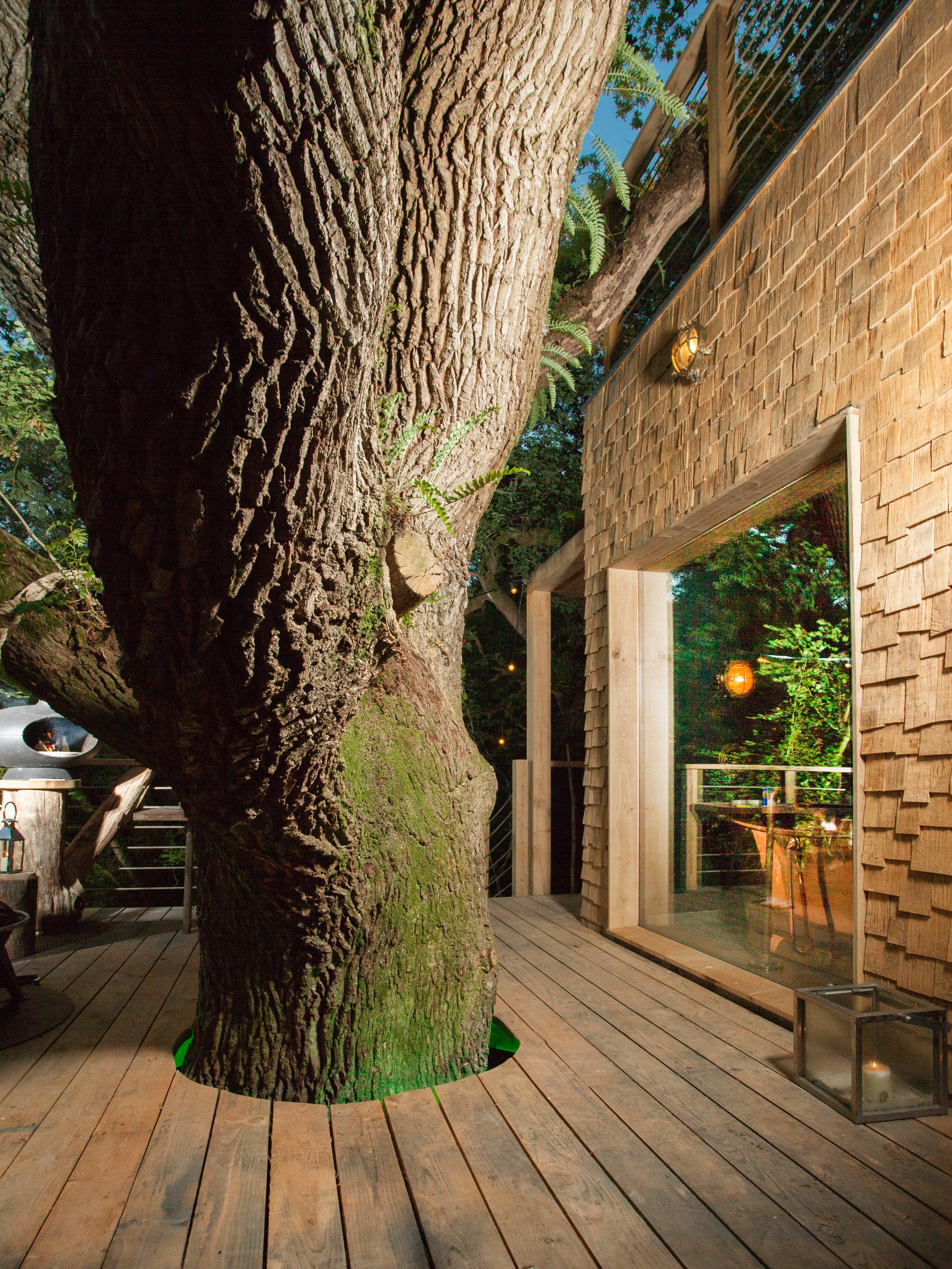 The Woodsman S Treehouse