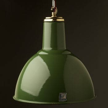 450mm-green-dome-factory-shade-brass