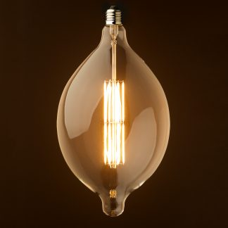 Edison BT185 10W Dimmable Filament LED