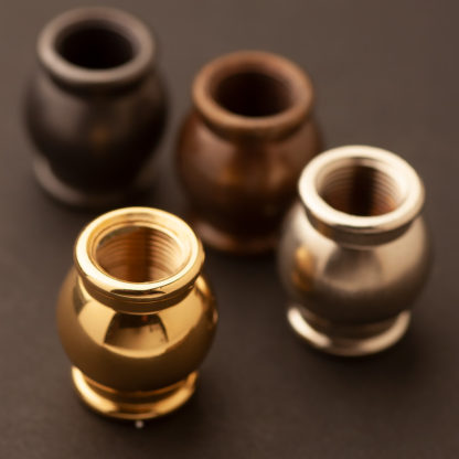 Decorative Brass coupling ESL210011