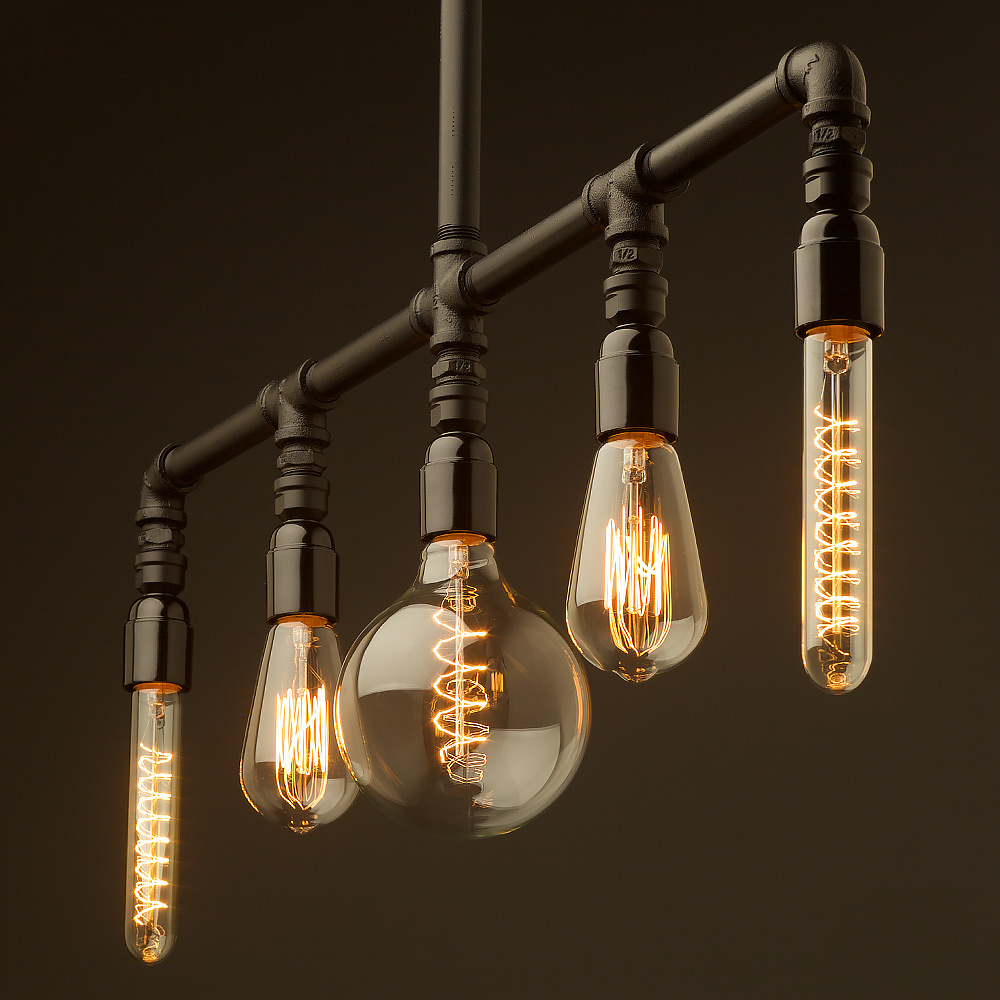 Multi Bulb Ceiling Light