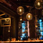 Edison Goes Steampunk at Rusted Mule in San Francisco