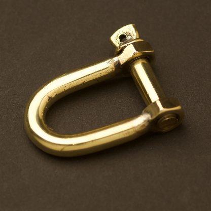 Brass Shackle 25mm