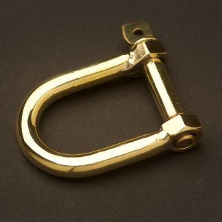 Brass Shackle 40mm