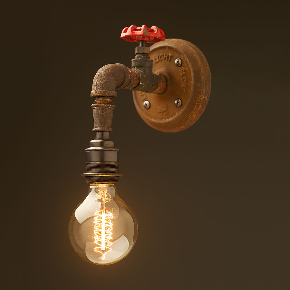 Plumbing Pipe Lights • Edison Light Globes Pty Ltd