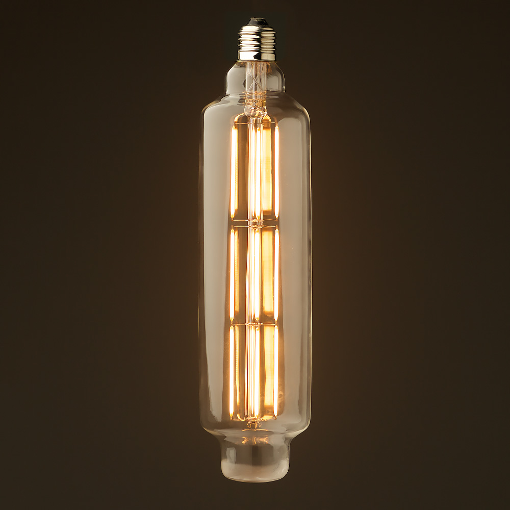 10 watt dimmable filament led tt75. Black Bedroom Furniture Sets. Home Design Ideas