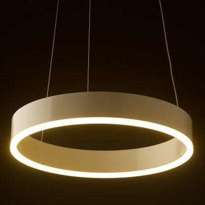 400mm LED circle pendant
