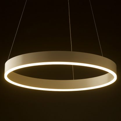 600mm LED circle pendant