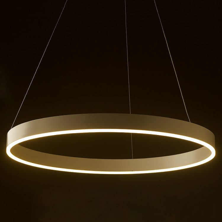 900mm LED circle pendant